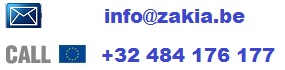 Your service telephone number: +32 (0) 484 176 177